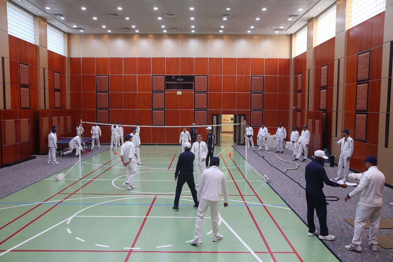 Public Security Officers Club Activities in Sports Day